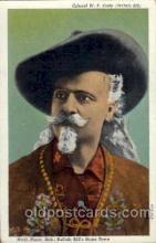 cir005023 - Buffalo Bill (Col. Wm F. Cody) Postcard