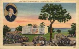 cir005025 - Buffalo Bill (Col. Wm F. Cody) Postcard