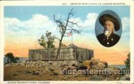 cir005026 - Buffalo Bill (Col. Wm F. Cody) Postcard