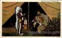 cir005032 - Buffalo Bill (Col. Wm F. Cody) Postcard