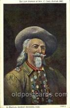cir005058 - Buffalo Bill Wild West