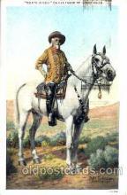 cir005081 - Buffalo Bill's Wild West Postcard Post Card