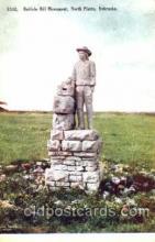 cir005086 - Buffalo Bill's Wild West Postcard Post Card