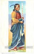 cir005096 - Colonel W.F. Cody, Buffalo Bill, Barnum & Bailey Circus, Postcard Post Card