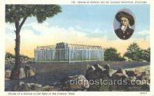cir005111 - Buffalo Bill's Wild West Circus Postcard Post Card