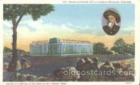 cir005116 - Buffalo Bill's Wild West Circus Postcard Post Card