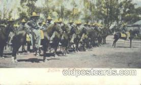 cir005121 - Buffalo Bill's Wild West Circus Postcard Post Card