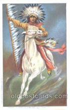 cir005125 - Buffalo Bill's Wild West Circus Postcard Post Card