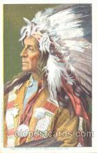 cir005127 - Buffalo Bill's Wild West Circus Postcard Post Card
