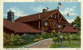 cir005161 - Lookout Mountain, Colorado, USA, William F. Cody,
