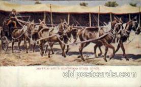 cir005163 - Deadwood Stage Coach, William F. Cody,