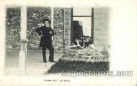 cir005187 - Home Circus, Buffalo Bill's Wild West Postcard Post Card