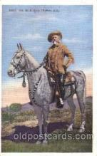 cir005198 - Circus, Buffalo Bill's Wild West Postcard Post Card