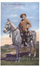 cir005198 - Circus, Buffalo Bill's Wild West Postcard Post Card