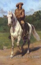 cir005208 - Circus, Buffalo Bill's Wild West Postcard Post Card