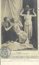 cir006098 - Circus Postcard Post Card Salome