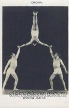 cir006099 - Circus Postcard Post Card