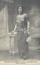 Mademoiselle Loustau