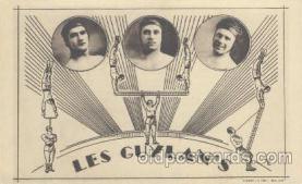 cir006130 - Circus Postcard Post Card Les Guylan's