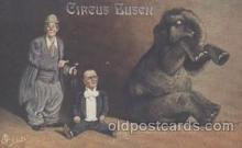 cir006137 - Circus Postcard Post Card Circus Busch