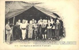 cir006185 - Barnum and Bailey Circus Circus Postcard Post Card