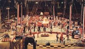 cir006191 - Super Spectacular Circus Postcard Post Card