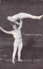 cir006204 - Marguerite & Hanley Circus Postcard Post Card