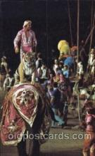 cir006219 - Gunther Gebel-Williams Ringling Bros. and Barnum & Bailey Circus Circus Postcard Post Card
