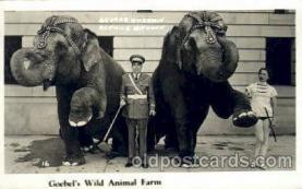 Goebels Wild Animals Farm