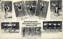 cir006258 - Einradgruppe VEB Matratzenwork Ohrdruff / Th  Postcard Post Card, Carte Postale, Cartolina Postale, Tarjets Postal,  Old Vintage Antique
