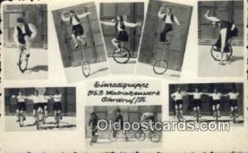 Einradgruppe VEB Matratzenwork Ohrdruff / Th