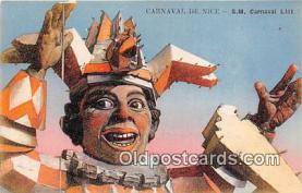 cir006267 - Circus Vintage Postcard