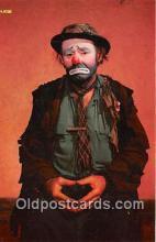 cir006275 - Circus Vintage Postcard