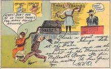 cir006282 - Advertising Ranges Postcards