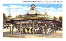 Euclid Beach Park, Cleveland, Ohio, USA