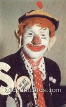Clown Sammy Rags