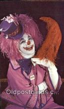 Geri the Magic Clown