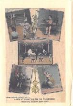 cir007115 - Circus Clown Postcards