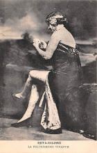 cir007213 - Djita Salome La Polychrome Vivante Tattoo Post Card