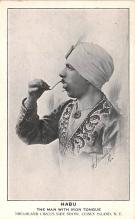 cir007403 - Circus Post Card, Old Vintage Antique Postcard