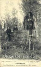 La Cote Dargent, Stilts