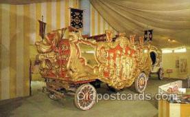 cir050034 - Sarasota Florida USA  Ringling Museum of the Circus Old Vintage Antique Post Card Postcard