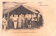 cir100701 - Circus Clowns Acts Old Vintage Post Cards