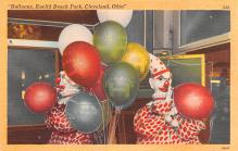 cir100755 - Circus Clowns Acts Old Vintage Post Cards