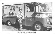 cir100757 - Circus Clowns Acts Old Vintage Post Cards