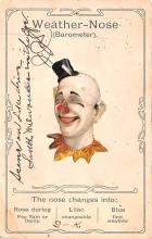 cir100775 - Circus Clowns Acts Old Vintage Post Cards