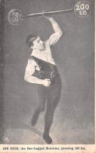 cir100829 - Circus Acts Post Cards