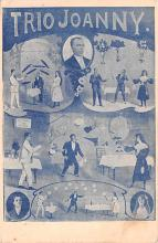 cir100839 - Circus Acts Post Cards