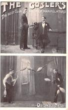 cir100841 - Circus Acts Post Cards
