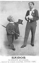cir100843 - Circus Acts Post Cards